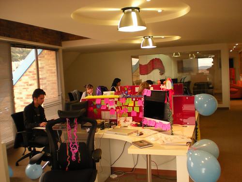Imagenes como decorar una oficina por cumolea o imagui for Como remodelar una oficina