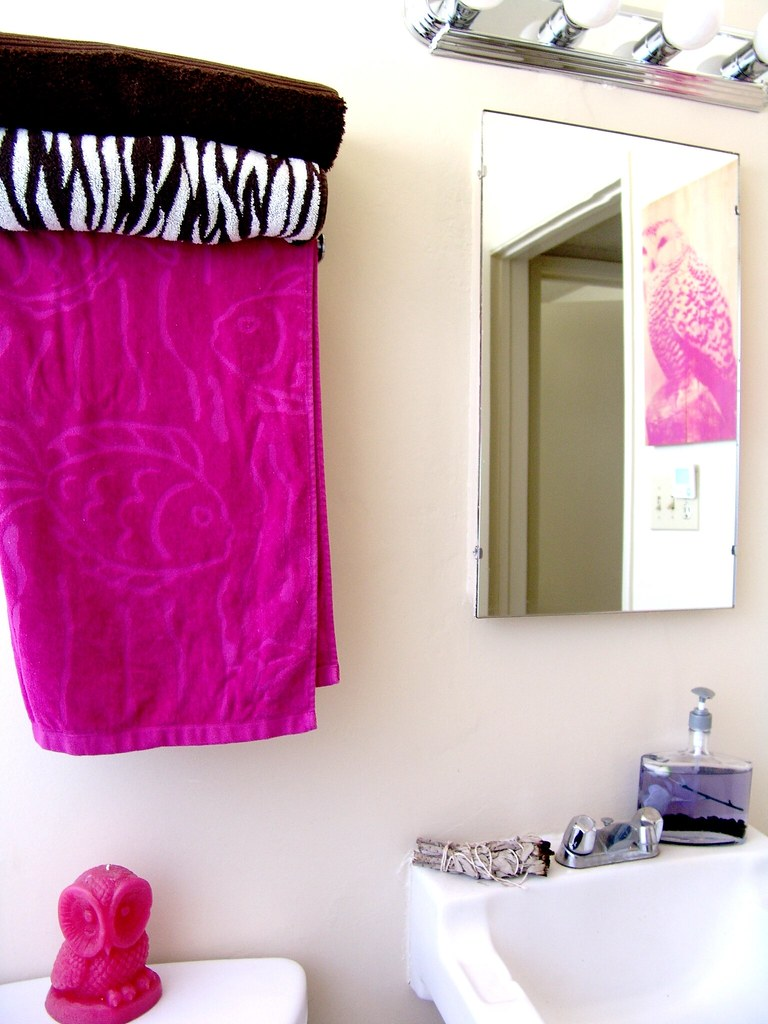 Tween Bathroom My Daughter Main Bathroom She Has Taken