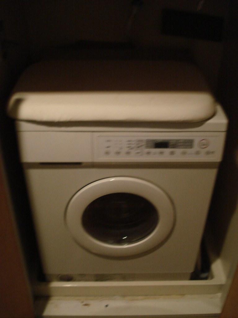 half size washing machine