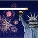 Bing July 4th Logo