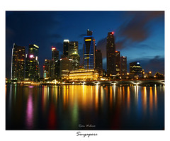 Marina bay, Singapore | by Rion_Wibowo