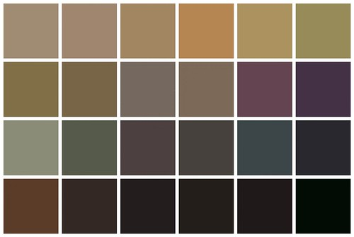 Farrow ball paint mid tone neutral colors and darks for Neutral off white paint