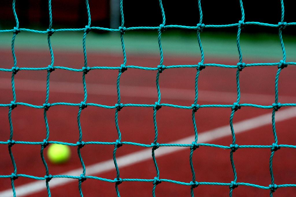 Tennis Net/Ball   DaveMontPhotography   Flickr