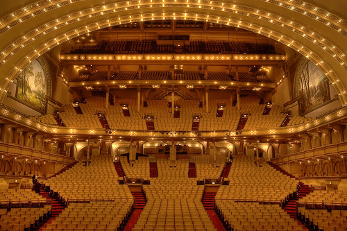 Auditorium Theatre Chicago Venue Hdr Flickr Photo