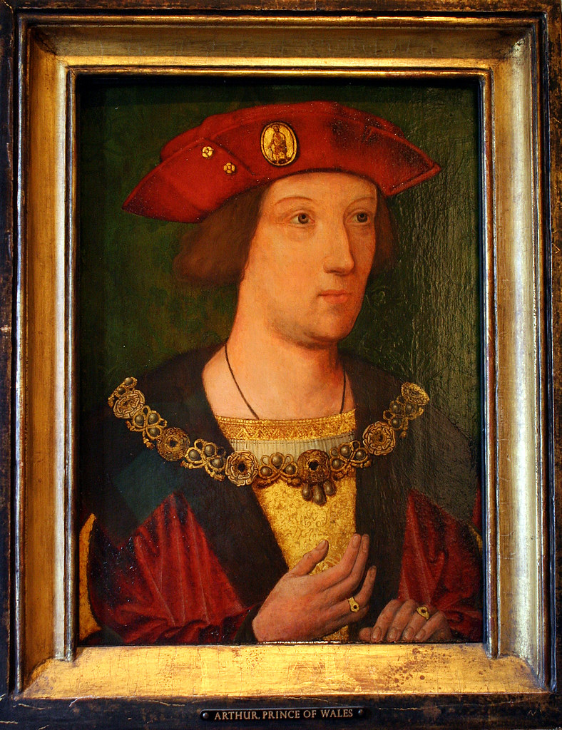Young Portraits of Henry Viii Portrait of Young Henry Viii