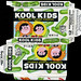 Just Born - Kool Kids - personalized t-shirt offer - candy box - 1970's
