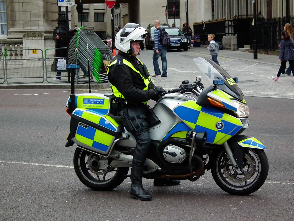Motorcycle Test London