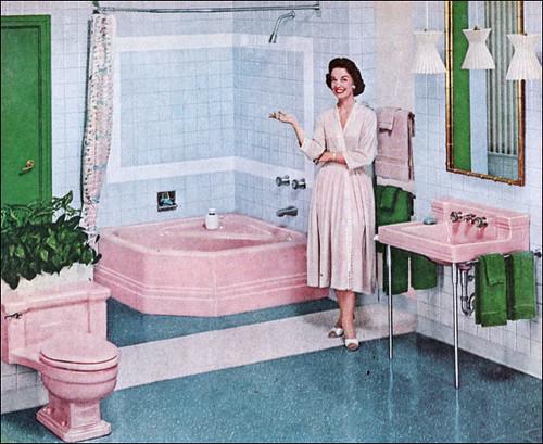 1957 American Standard Bathroom