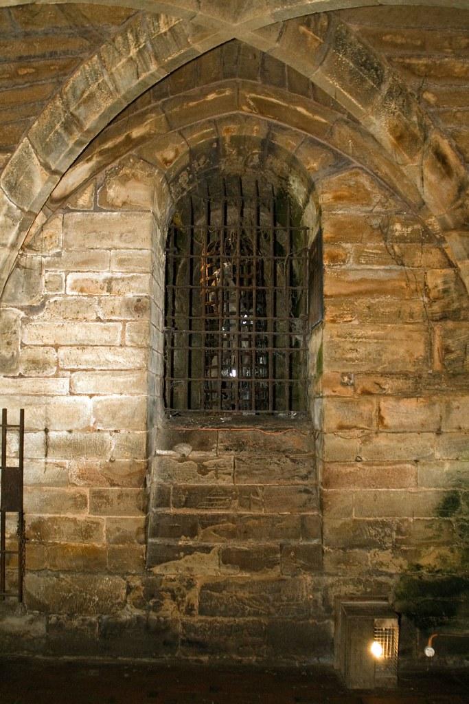 Warwick Castle Dungeons Andrew Sweeney Flickr
