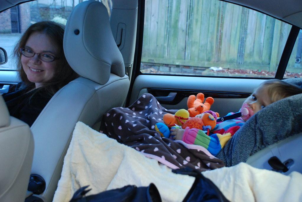 Put Car Seat In Volvo C