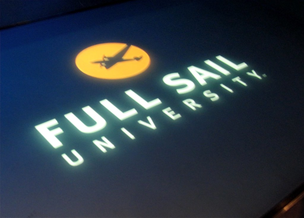 Logo Projection