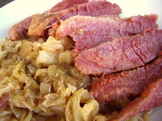 Crock Pot Corned Beef and Cabbage | by swampkitty
