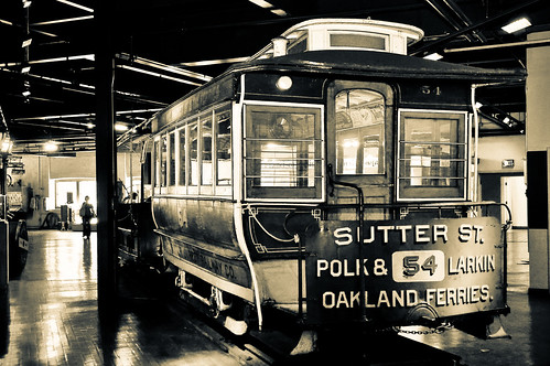 Vintage San Francisco Cable Car | by Ame Otoko