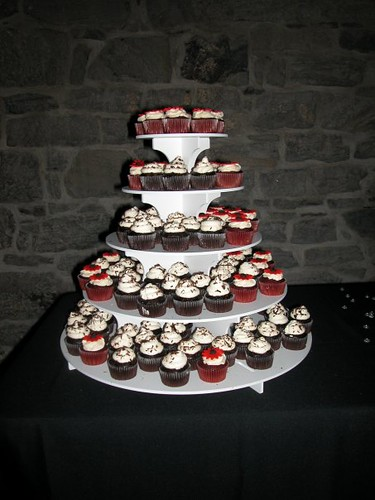 Black Forest Wedding Cake Picture