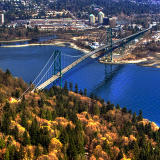 Lions' Gate Bridge | by ecstaticist