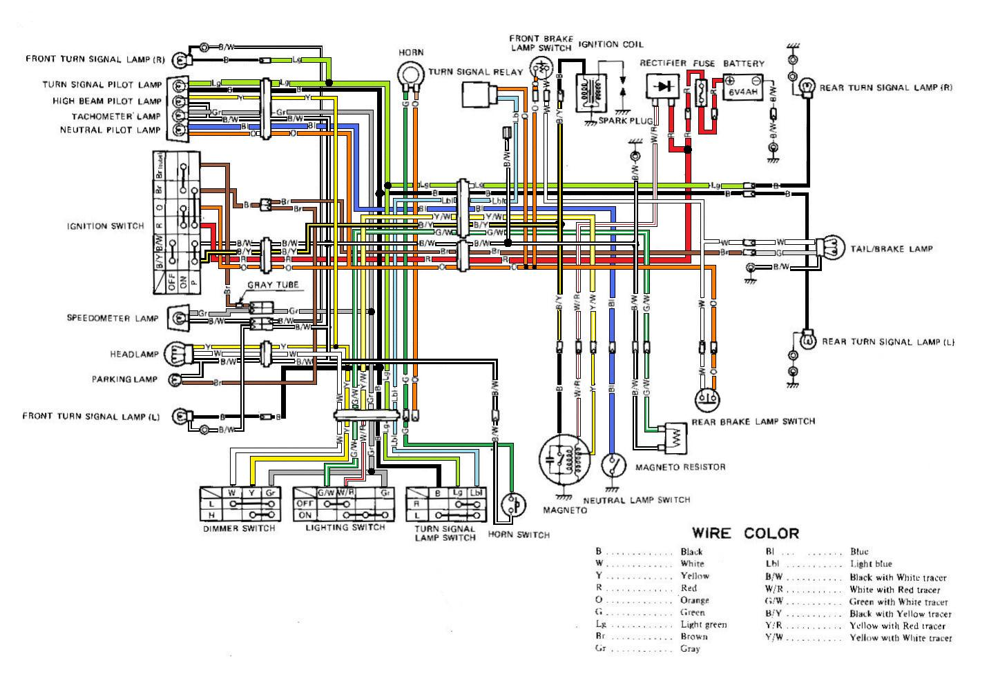 all sizes ts125c circuit diagram001 colour flickr