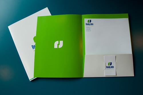 ready john kit folder design