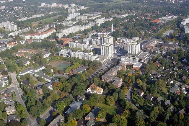 Hamburg Ost Jenfeld 2 Eine Vorstadt Im Osten Hamburgs