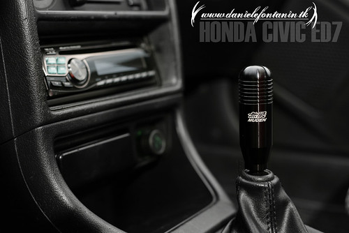 honda civic ed7 ef mugen shift knob by daniele. Black Bedroom Furniture Sets. Home Design Ideas