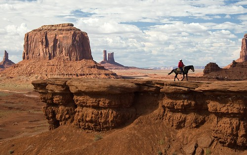 John Ford's Point - Monument Valley, Utah | by Trodel