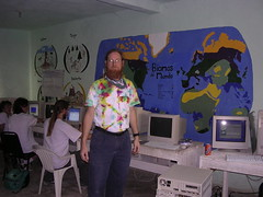 Computer guru- Jim | by Heart of Texas Peace Corps | www.hotpca.org