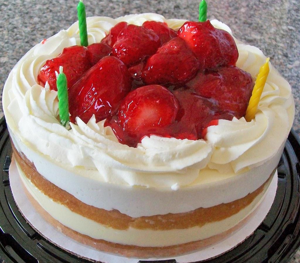 Safeway White Cake
