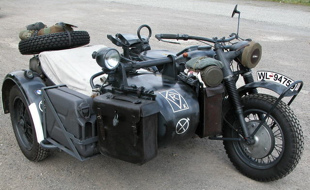 Bmw R 75 Wehrmachtsgespann 1944 Willem S Knol Flickr