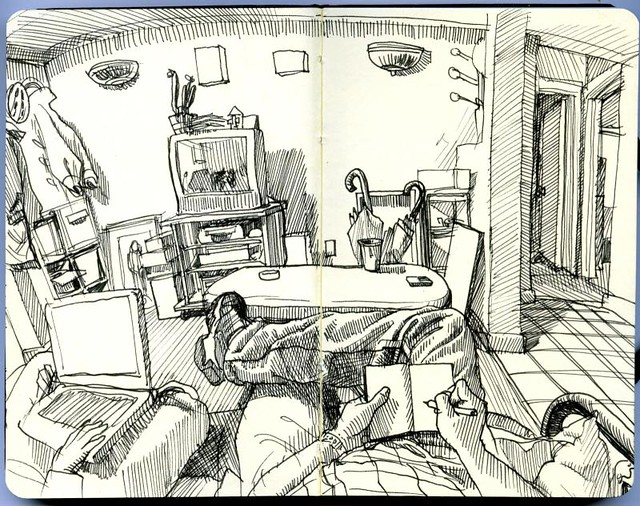 Ideas Living Room Drawing On Upiki
