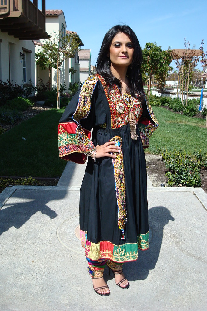 Excellent Afghan Traditional Clothes  Traditional Afghan Clothes Vary By