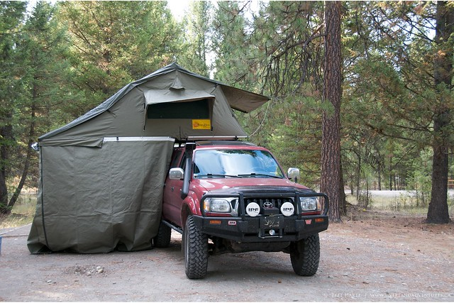 Rtt Front Roof Top Tent Toyota Tacoma Roof Top Tent