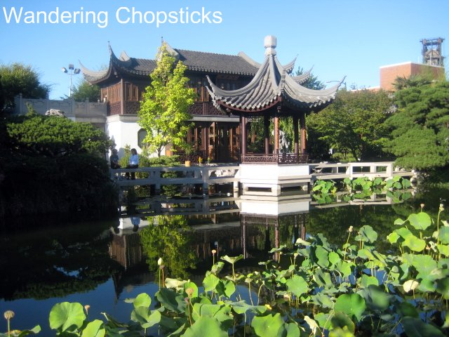 Day Lan Su Chinese Garden Portland Classical Chinese Flickr