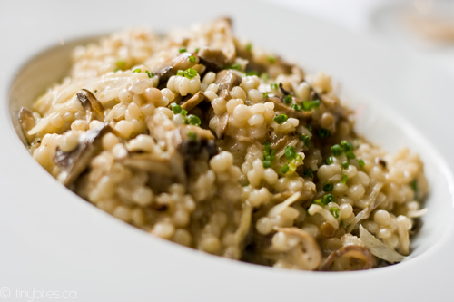 Wild mushroom risotto | Flickr - Photo Sharing!