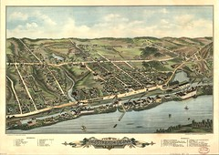 View of Windsor Locks, Conn. 1877