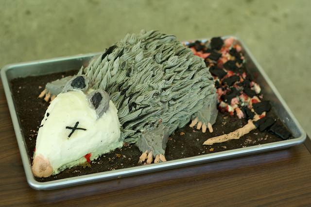 Possum Cake Pan