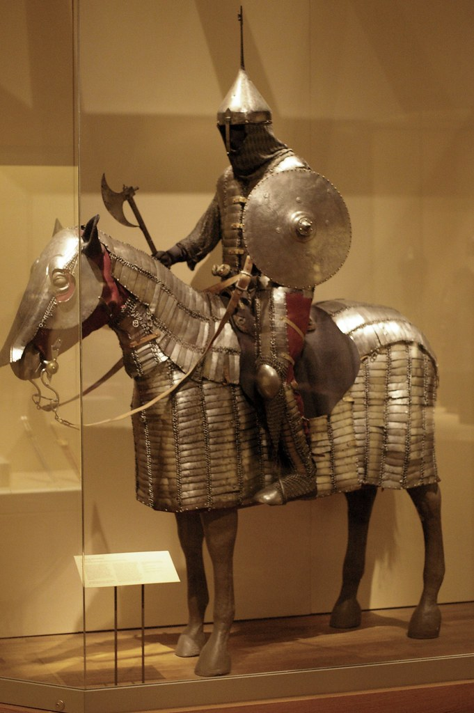 Armour For Horse And Man Syria Persia Iran And