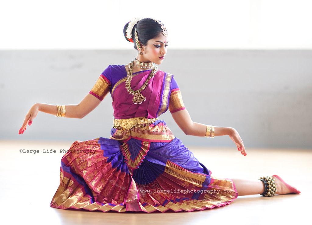 how to learn bharatanatyam dance
