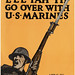 E-E-E-Yah-Yip. Go over with U.S. Marines