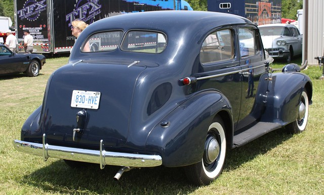 Photo for 1938 oldsmobile 2 door sedan