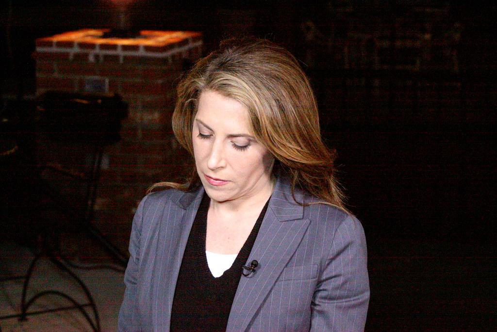 Jessica Yellin | CNN reporter Jessica Yellin at the ...