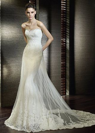 wedding dress create