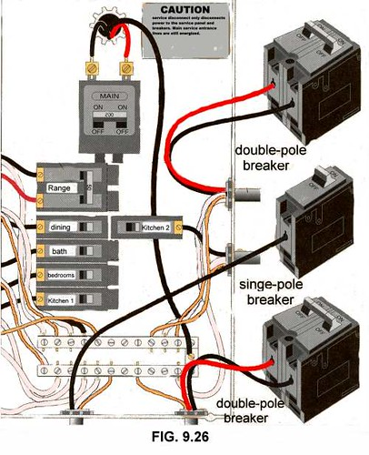 house wiring diagram breaker panel diagram www make my