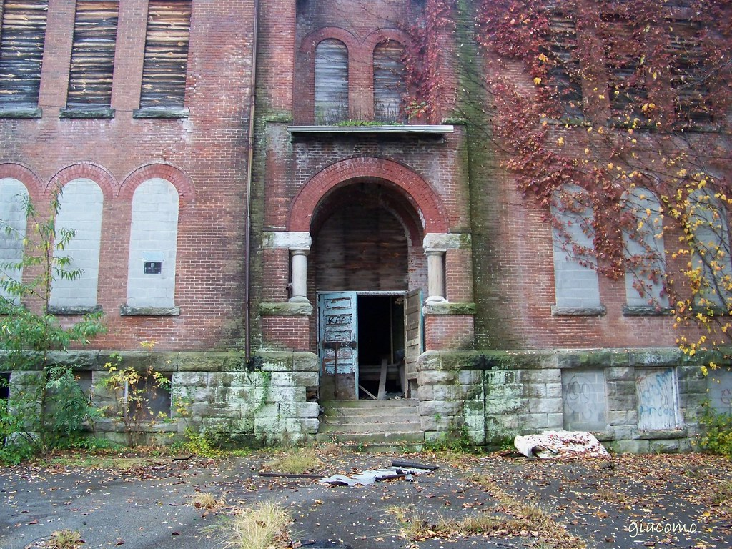 Old Butcher School Fairmont Wv James Merrifield Flickr