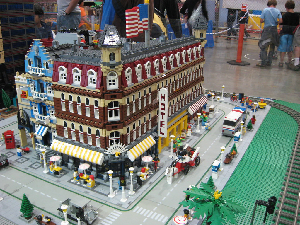 how to start a lego user group