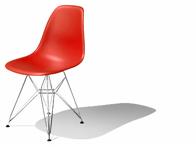 Eames Shell Chair Greg La Vardera Flickr
