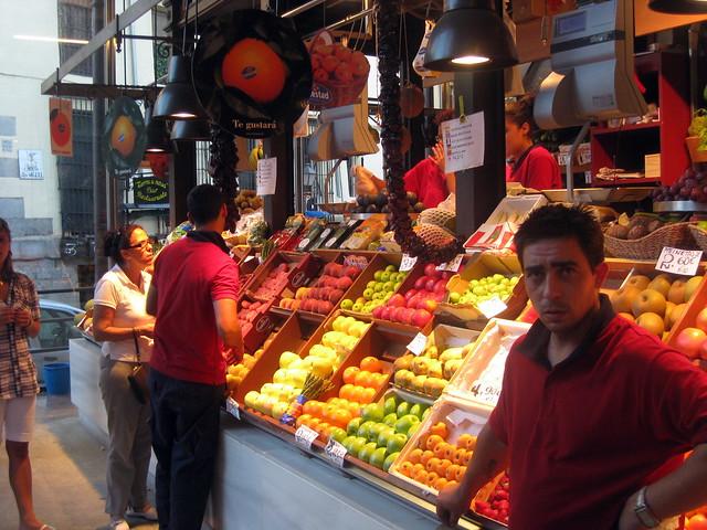 Mercado San Rafael Flickr Photo Sharing