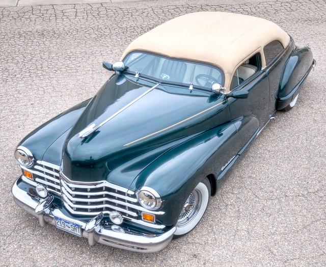 1947 Cadillac Hot Rod Flickr Photo Sharing
