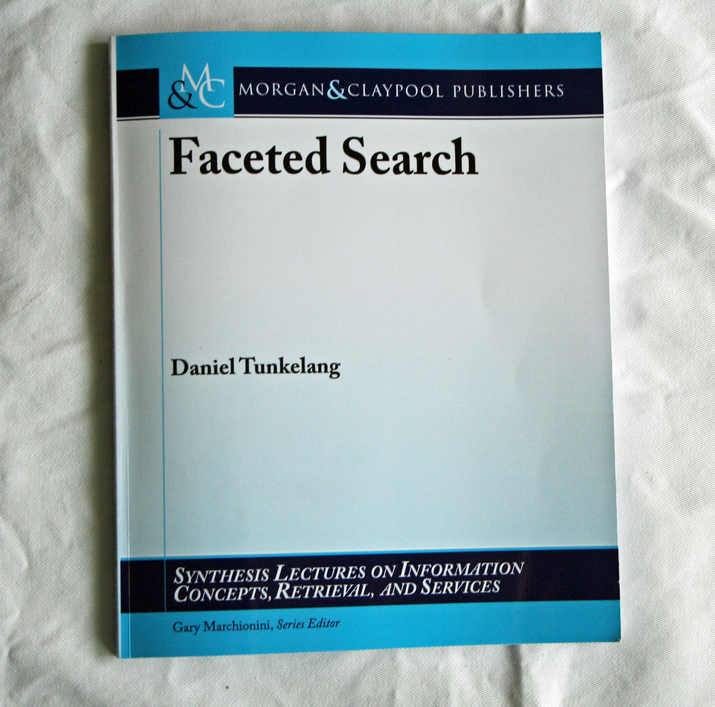 faceted search research papers Dynamic taxonomies and faceted search (aka faceted search) and has published over 25 papers on his current research revolves around faceted.