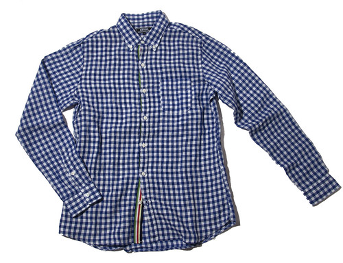 beams gingham whole | by gettingbeatlikeyoustolesomething
