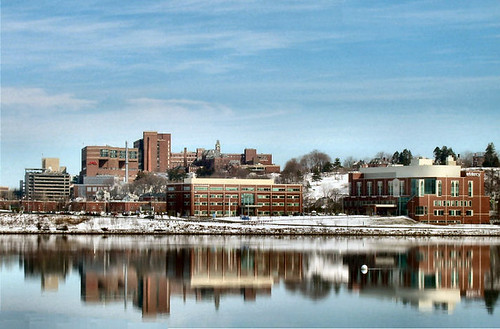 Maine Medical Center And Mercy Hospital  Flickr  Photo