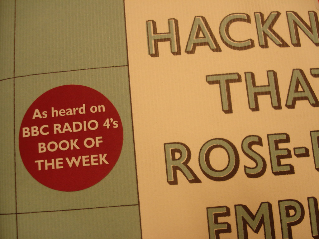 radio r book of the week